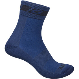 GripGrab Merino Chaussettes hiver, navy